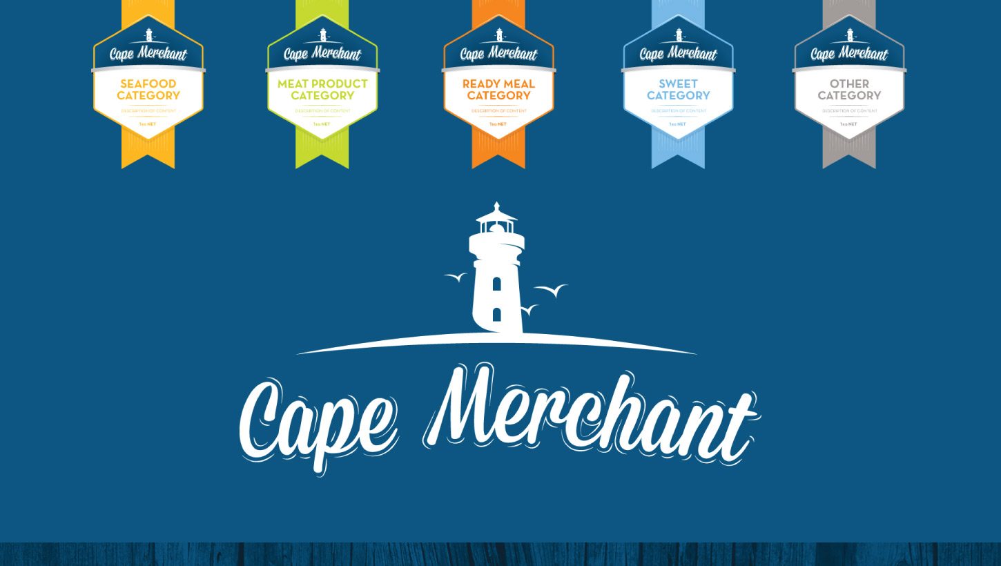 cape merchant website homepage