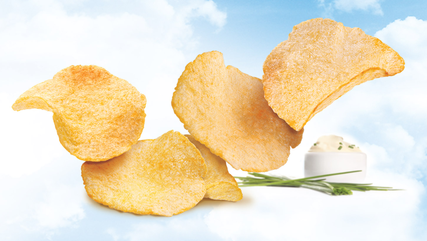 slim crisps chip photography